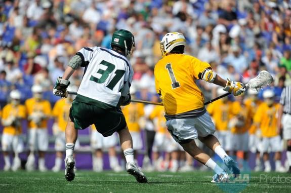 Joe Vitale Adelphi Lacrosse