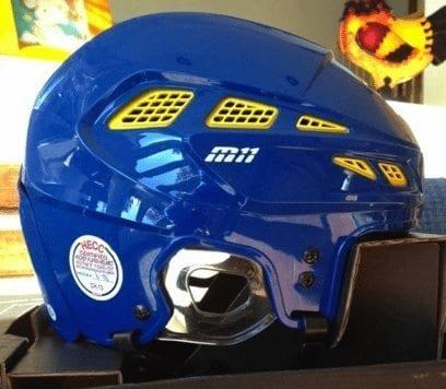 Cascade M11 Hockey box lacrosse helmet