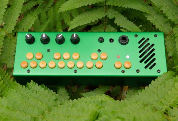 Critter and Guitari Pocket Piano