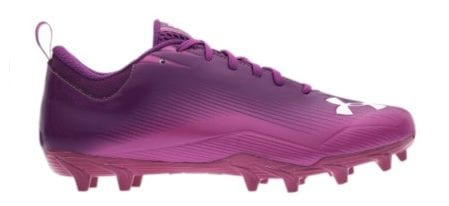 Under Armour Nitro III Low molded lacrosse cleat
