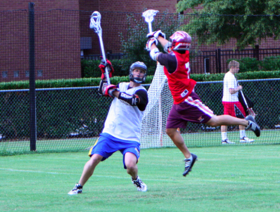 Photo of the week lacrosse