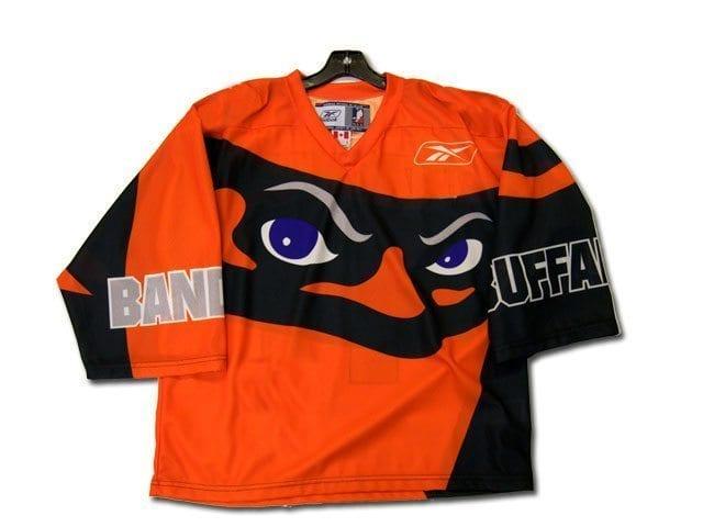 Buffalo Bandits NLL jersey lacrosse