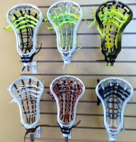 Reebok 10k lacrosse heads traditional
