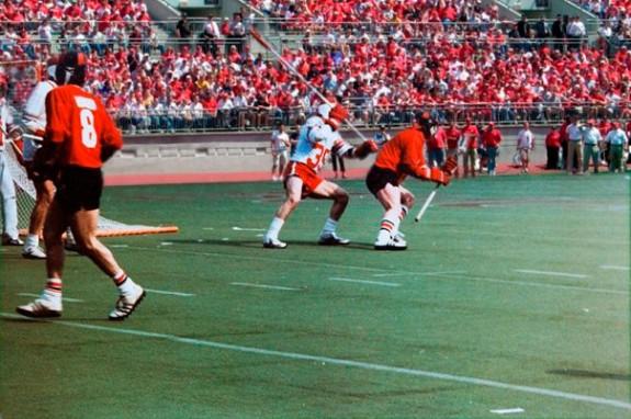 Bill Schick OSU Lacrosse Maryland