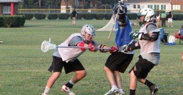 Ben Rubeor Club Ball lacrosse