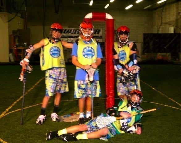 Brighton/Starz 1 Utah Chumash lacrosse