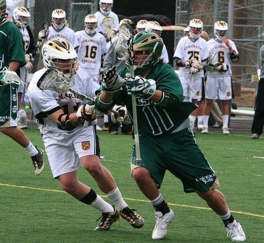 Colorado College CSU MCLA NCAA Lacrosse