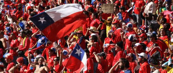 Chile Sports Fans