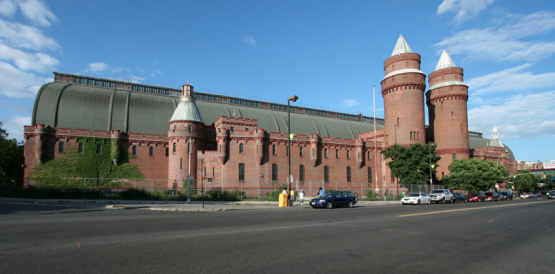 Kingsbridge Armory The Bronx