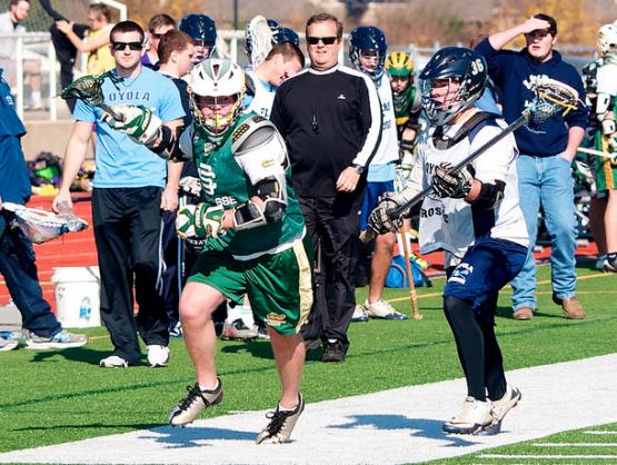 Bob Reeves Naval Special Warfare Kids Lacrosse Shreveport