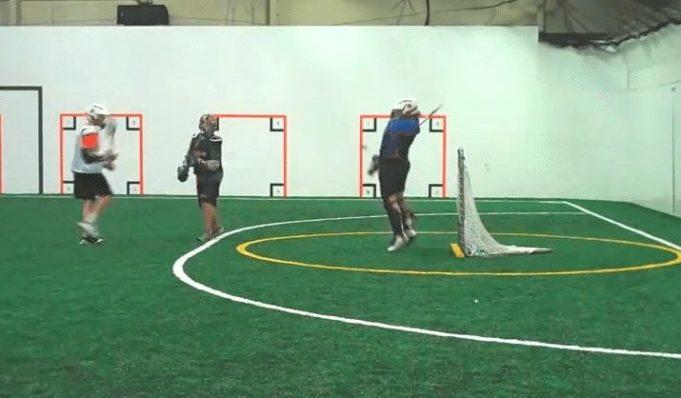 New Jersey Box Lacrosse Turf City lax