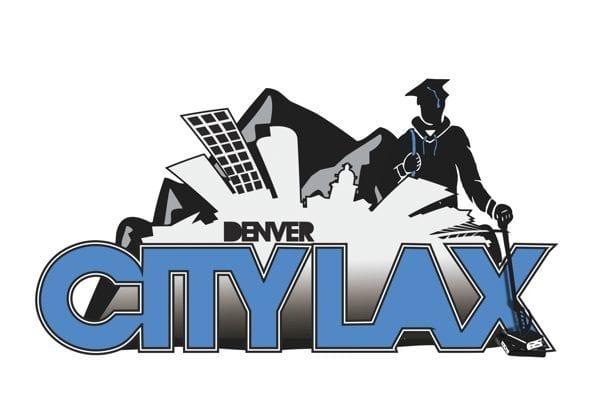 Denver City Lax Logo lacrosse
