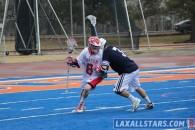 BYU vs Simon Fraser Lacrosse 1