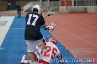 BYU vs Simon Fraser Lacrosse 7