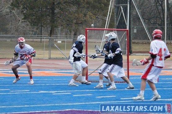 BYU vs Simon Fraser Lacrosse 9
