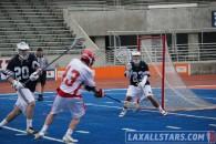BYU vs Simon Fraser Lacrosse 10