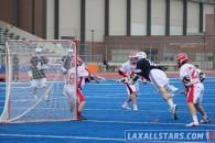 BYU vs Simon Fraser Lacrosse 17