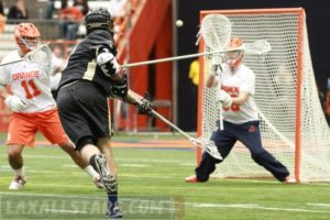 Syracuse vs. Army men's lacrosse 22