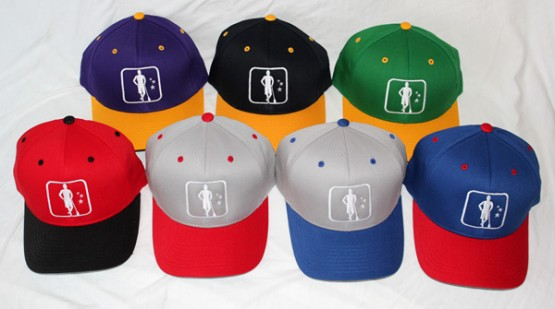 Lacrosse All Stars Logo Hats