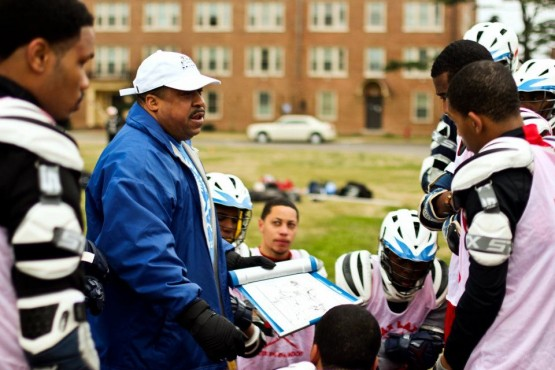 Hampton University Lacrosse Lloyd Carter