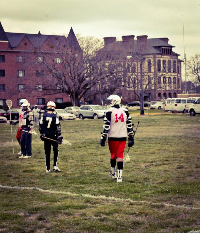 Hampton Lacrosse Lloyd Carter