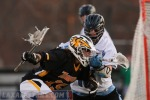Johns Hopkins vs Towson men's lacrosse 36