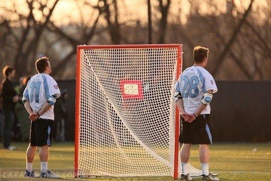 Johns Hopkins vs Towson men's lacrosse 12