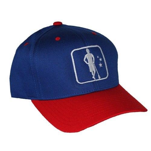 LAS Logo Hat - Red/Royal