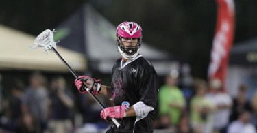 Brett Hughes LXM Pro Lacrosse
