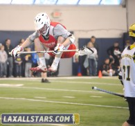 Michigan vs Denison Lacrosse Photo 4
