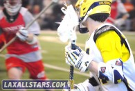 Michigan vs Denison Lacrosse Photo 5
