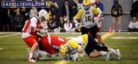Michigan vs Denison Lacrosse Photo 9