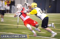 Michigan vs Denison Lacrosse Photo 12