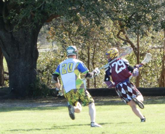 Lee Wilson NOLC lacrosse