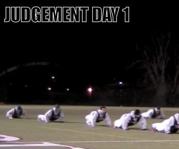 Wesleyan Lacrosse Judgement Day