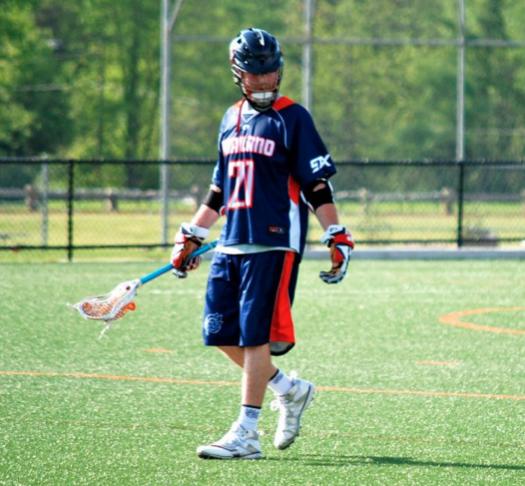Sean Lindsay Thailand Lacrosse