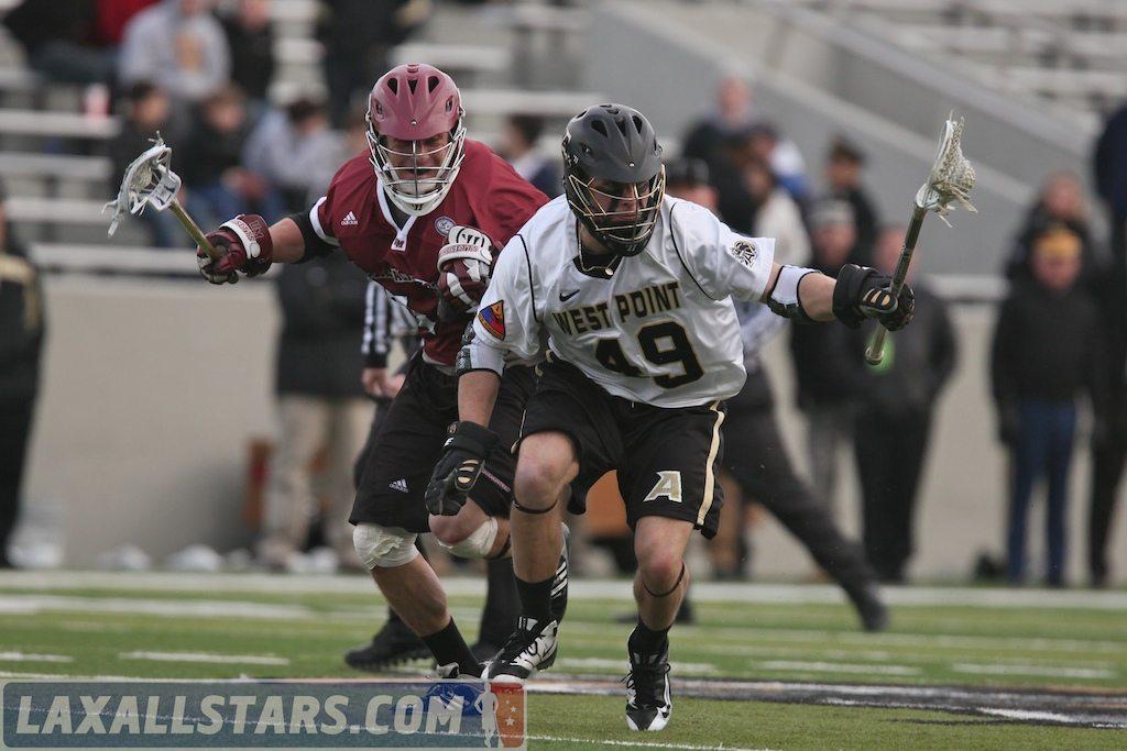 UMass vs Army Lacrosse 25
