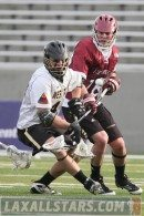 UMass vs Army Lacrosse 37