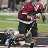 UMass vs Army Lacrosse 55