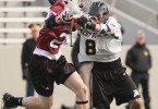 UMass vs Army Lacrosse 21