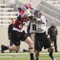 UMass vs Army Lacrosse 21
