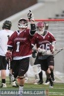 UMass vs Army Lacrosse 1