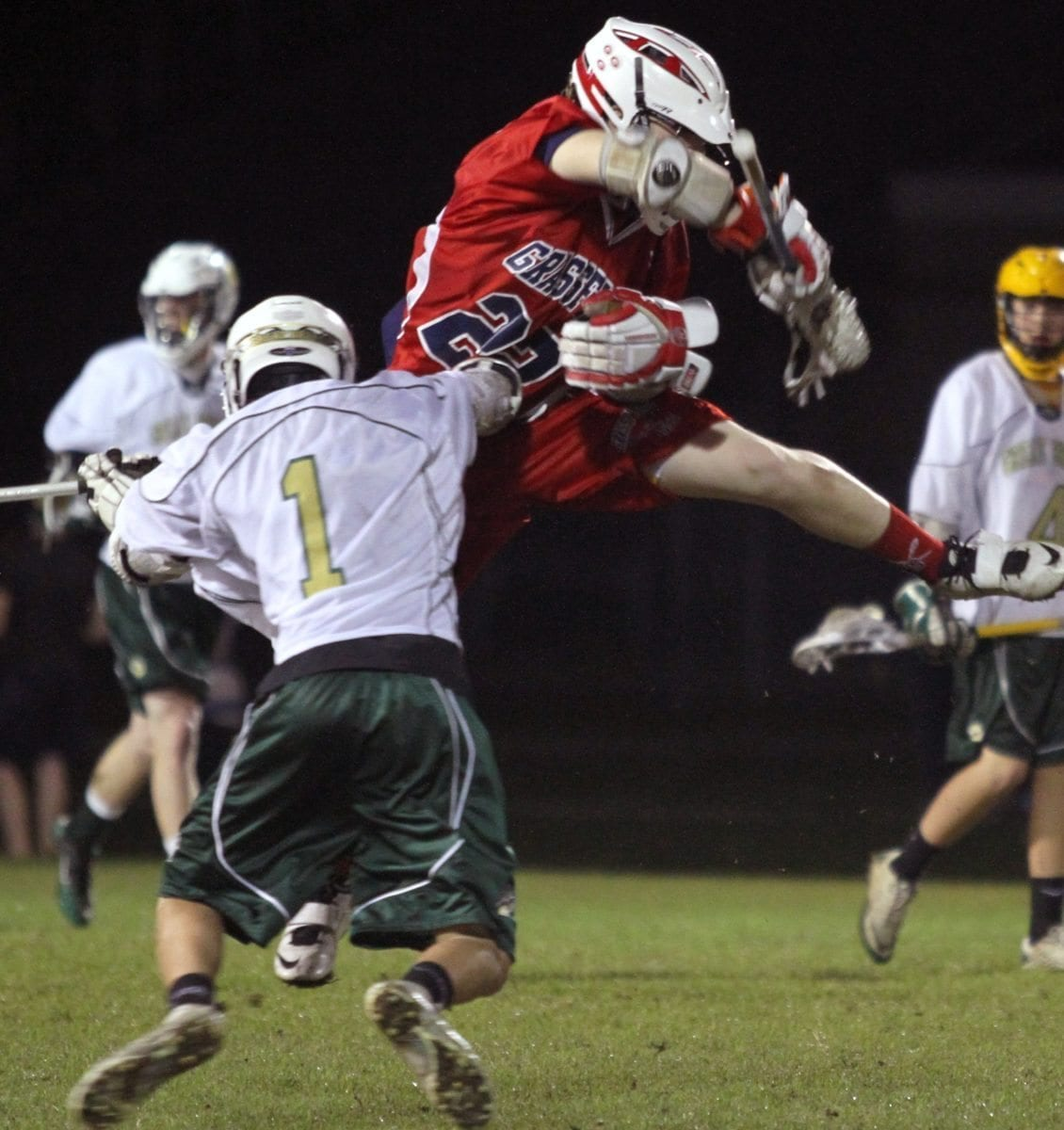 Great Bridge vs Grassfield Lacrosse