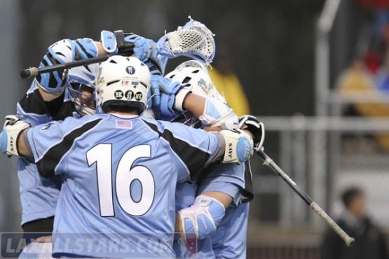 Princeton vs. Johns Hopkins men's lacrosse 3