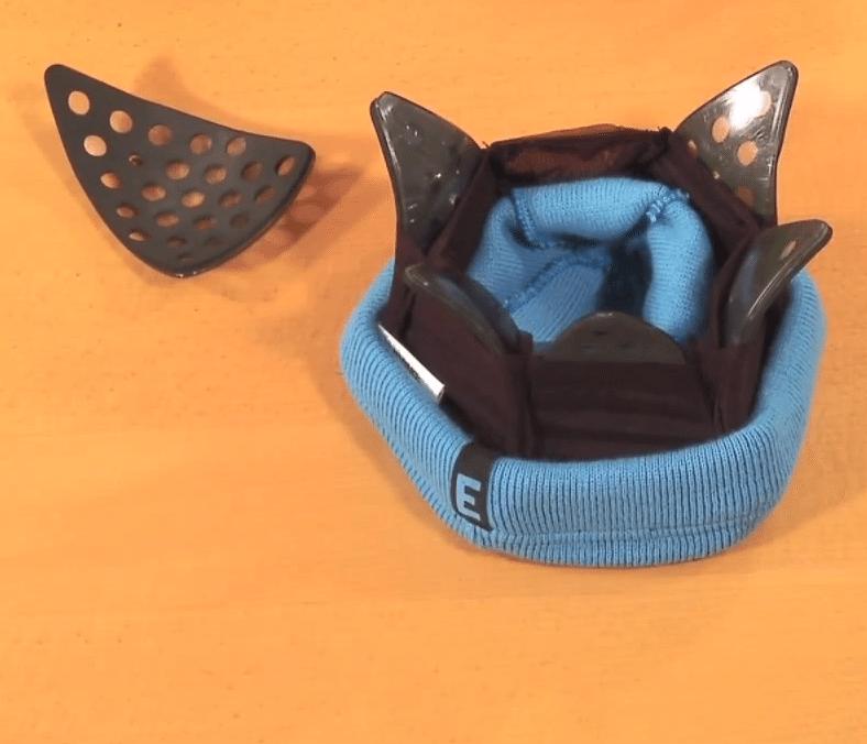 Crasche helmet hat lacrosse womens