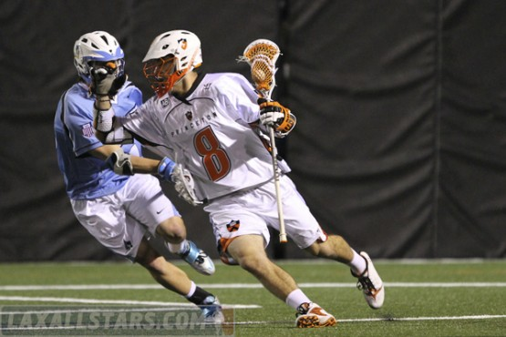 Princeton vs. Johns Hopkins men's lacrosse 5