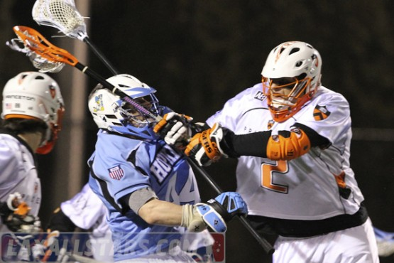 Princeton vs. Johns Hopkins men's lacrosse 6