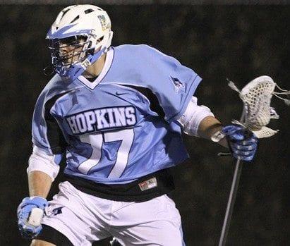 Princeton vs. Johns Hopkins men's lacrosse 40