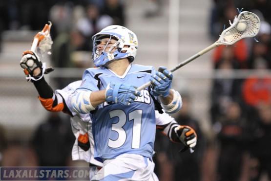 Princeton vs. Johns Hopkins men's lacrosse 17