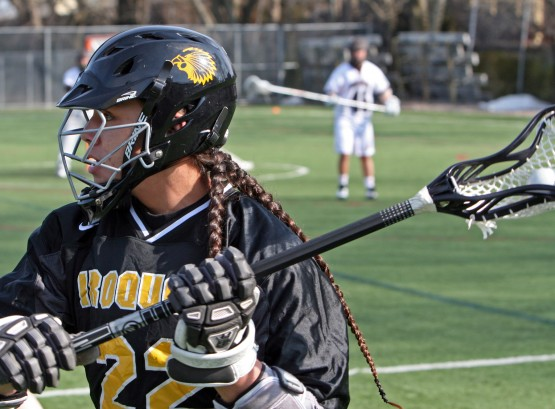 Iroquois Brown Lacrosse